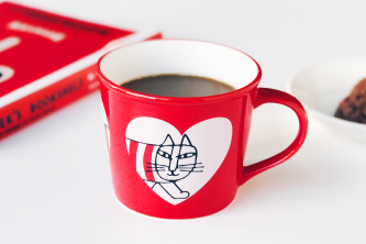スペシャルなバレンタイン・マグカップ!(数量限定)