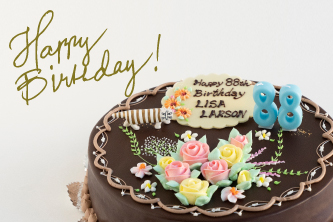 Lisa Larson 88th Year