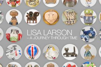リサ・ラーソン展、いよいよ!