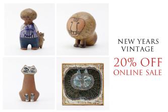 New Years Vintage Sale 20%OFF