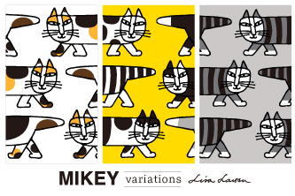 「Mikey Variations」より 新商品が登場!
