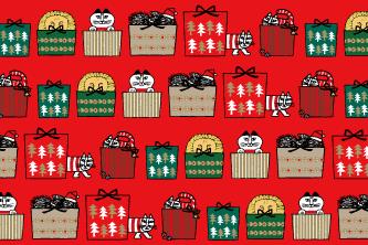 リサ・ラーソンのクリスマス!大規模POP UP SHOPやLISA LARSONカフェを開催します!
