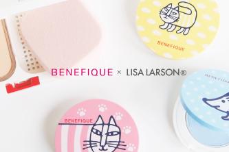 BENEFIQUE × LISA LARSON