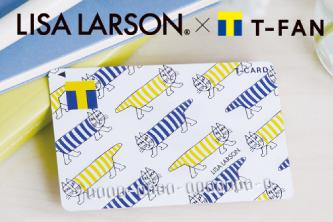 LISA LARSON x T-FAN